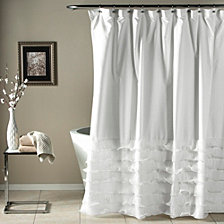 "Avery 72""x 72"" Shower Curtain"