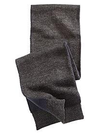 Alfani Men's Reversible Scarf, Created for Macy's