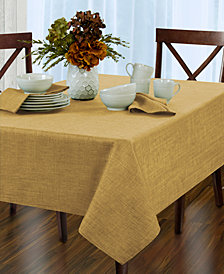 Elrene Pennington Gold Table Linen Collection