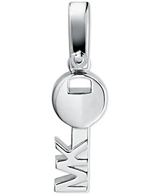 Sterling Silver Key Charm