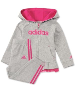 adidas Baby Girls 2-Pc....