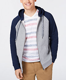 American Rag Men's Heavy Fleece Hoodie, Created for Macy's