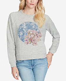 Jessica Simpson Graphic-Print Sweatshirt