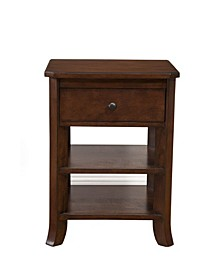 Baker Nightstand, Quick Ship