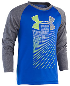 Under Armour Toddler Boys Rising Big Logo Graphic T-Shirt
