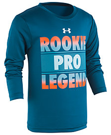 Under Armour Little Boys Rookie Pro Legend Graphic T-Shirt
