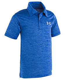 Under Armour Toddler Boys Matchplay Twist Polo Shirt