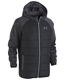 Under Armour Toddler Boys Trekker Hooded Jacket
