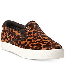 Lauren Ralph Lauren Ria Flatform Sneakers