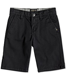 Little Boys Everyday Union Stretch Shorts