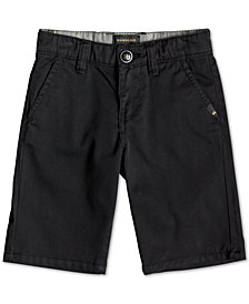 Quiksilver Toddler Boys Everyday Union Stretch Shorts