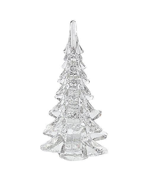 Badash Crystal Christmas Tree 10 Inch Art Glass Sculpture