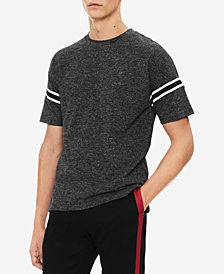 Calvin Klein Men's Striped Boxy T-Shirt