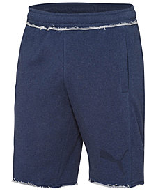 "Puma Men's French Terry 12"" Bermuda Shorts"