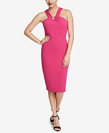 RACHEL Rachel Roy Prynn Halter Dress, Created for Macy's