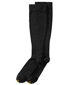 Gold Toe Men's Over-The-Calf Compression Socks