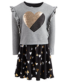 Epic Threads Toddler Girls Dress, Created for Macy's
