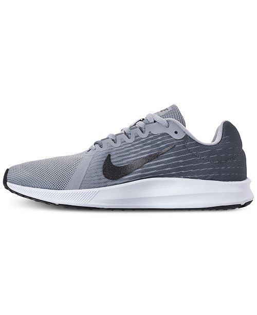 e5a023ac9b64d Nike Men s Downshifter 8 Running Sneakers from Finish Line   Reviews ...