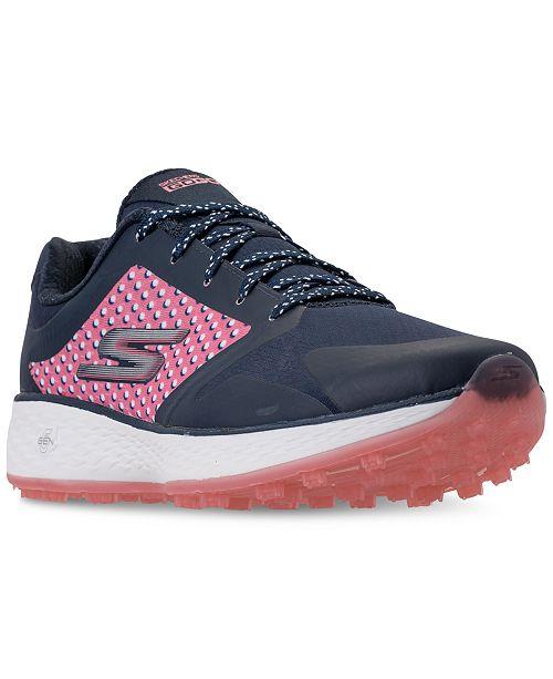 fbb57a96de80 ... Skechers Women s GO GOLF Eagle - Lead Athletic Golf Sneakers from  Finish ...