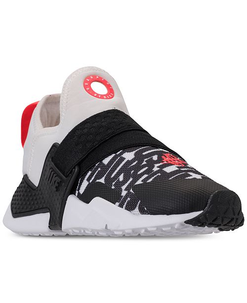sports shoes 7273d bd9de ... Nike Boys  Huarache Extreme Casual Sneakers from Finish ...