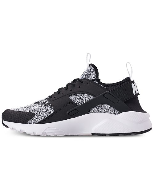 cd16a02849d5 ... Nike Men s Air Huarache Run Ultra SE Casual Sneakers from Finish Line  ...