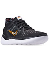 2868fa3e5bb2 Nike Men s Free RN 2018 Just Do It Running Sneakers from Finish Line