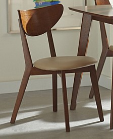 Laurelton Mid-century Modern Dining Chair, Set of 2