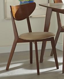 Laurelton Mid-century Modern Dining Chair, Set of 2