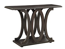 Richmond Transitional Sofa Table