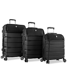 Heys Charge-A-Weigh Hybrid Luggage Collection