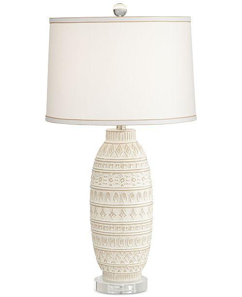 Kathy Ireland Pacific Coast Cullen Table Lamp