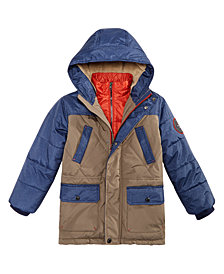 RM 1958 Toddler Boys Reggie Hooded Parka