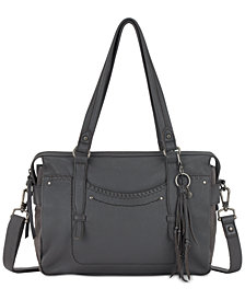The Sak Robertson Leather Satchel