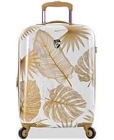 "Heys Oasis 21"" Hardside Carry-On Spinner Suitcase"