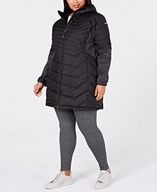 Plus Size Oyanta Trail™ Long Hybrid Jacket