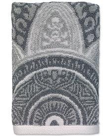 Avanti Sofia Cotton Terry Jacquard Hand Towel