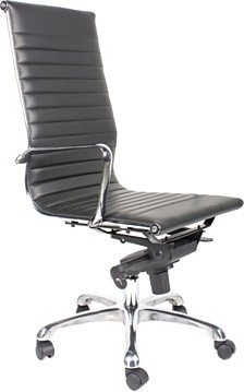 Omega Office Chair High Back Black