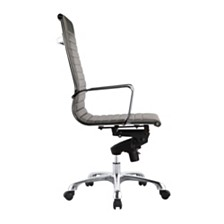 Omega Office Chair High Back Gray