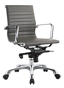 Omega Low Back Office Chair, Set of 2