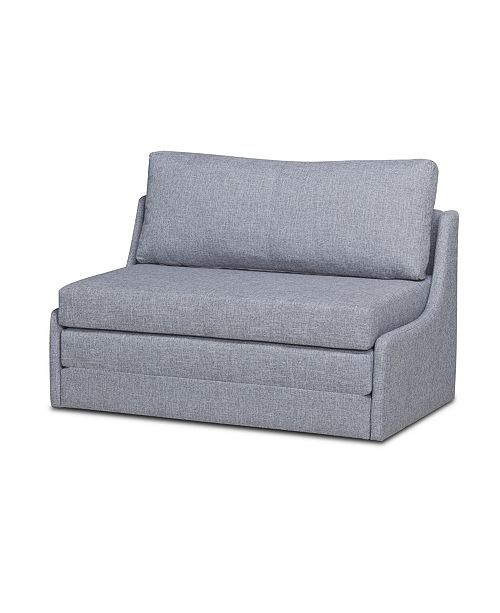 Awe Inspiring Albany Convertible Loveseat Sleeper Andrewgaddart Wooden Chair Designs For Living Room Andrewgaddartcom