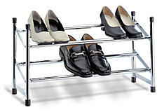 Organize it All Expandable Shoe Rack