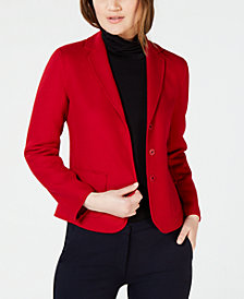 Weekend Max Mara Veranda Wool Blazer