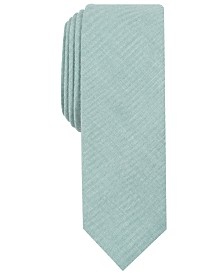 Penguin Men's Carver Solid Skinny Tie