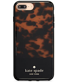 kate spade new york Tortoiseshell iPhone 8 Plus Case