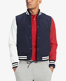 Tommy Hilfiger Men's Big & Tall Field Crest Jacket