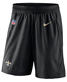 Nike Men's New Orleans Saints Fly Knit Shorts