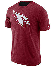 Nike Men's Arizona Cardinals Dri-Fit Cotton Slub On-Field T-Shirt