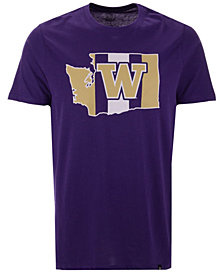 '47 Brand Men's Washington Huskies Regional Super Rival T-Shirt