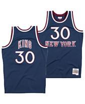 ffe47b77a42 Mitchell   Ness Men s Bernard King New York Knicks Hardwood Classic  Swingman Jersey