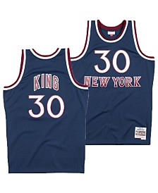 Mitchell & Ness Men's Bernard King New York Knicks Hardwood Classic Swingman Jersey